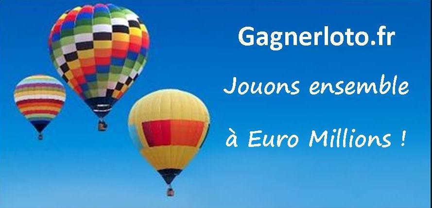 Rejoignez nos groupes de joueurs à l'Euro Millions !