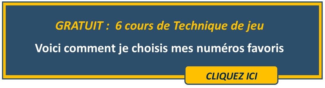 6 cours gratuits