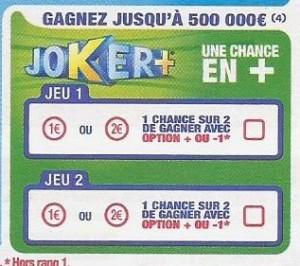 LOTO Joker +