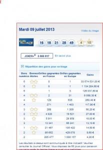 euromillions-tirage-mardi-9-juillet-résultat-rapport-numéros-gagnants