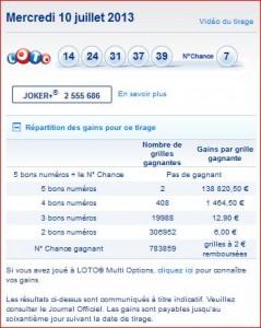 loto-tirage-mercredi-10-juillet-resultat-numéro-gagnant-rapport