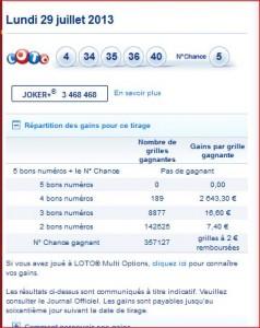 resultat-tirage-loto-lundi-29-juillet-rapport-numero-gagnant