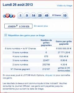 resultat-tirage-loto-lundi-26-aout-numero-gagnant-rapport