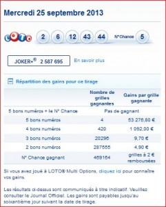 resultat-loto-tirage-25-septembre-numero-gagnant