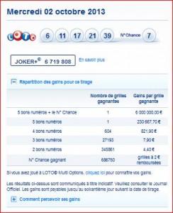 resultat-loto-tirage-mercredi-2-octobre-numero-gagnant-rapport