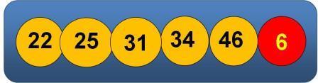 loto-numero-gagnant-22-25-31-34-46-chance-6