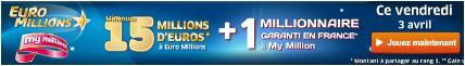 jackpot vendredi 3 avril euromillions