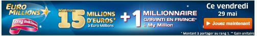 jackpot euro millions vendredi 29 mai